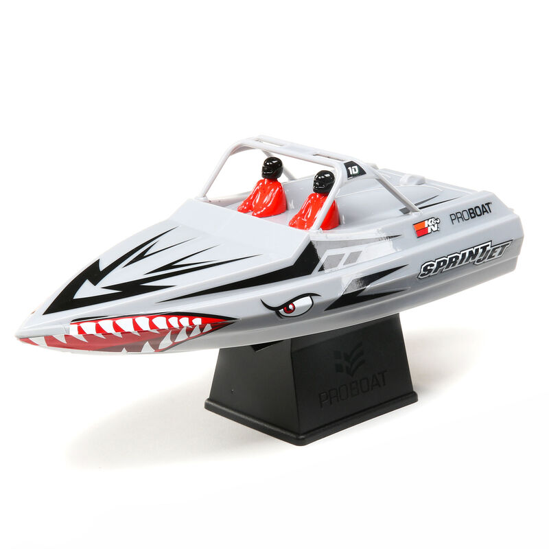 Sprintjet 9-inch Self-Righting Jet boat RTR picture