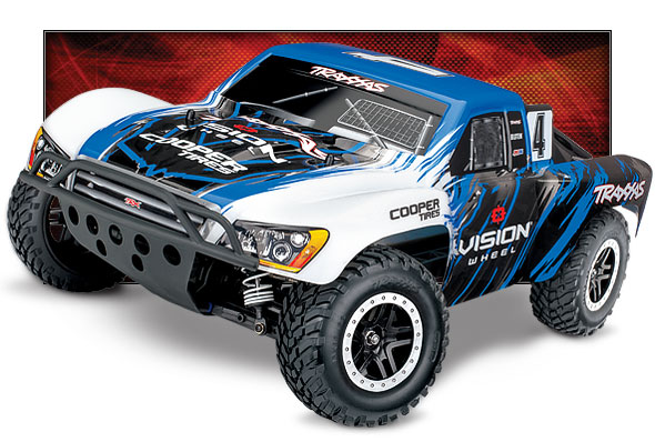 Traxxas Slash 4x4 VXL picture