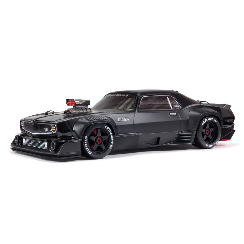 1/7 FELONY 6S BLX Street Bash All-Road Muscle Car RTR picture